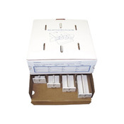 Azer 8 Drawer Tissue Block Storage
