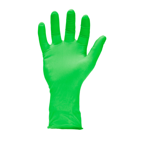 Ultra Aloe Nitrile Gloves