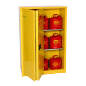 Flammable Safety Cabinet, 45 Gal