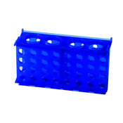 Multi-tube Rack, Blue